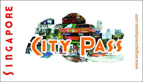 3 Days Singapore City Pass NEW